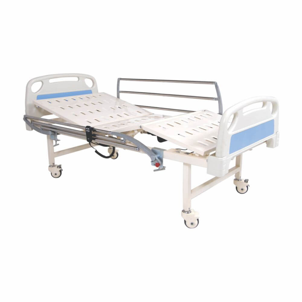 foldable equipment electric bed board hollow medical product